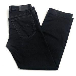 Diesel Jeans Black Wash Waykee Stretch 32x29